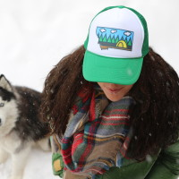 Montana SimplePlaces Trucker Hat