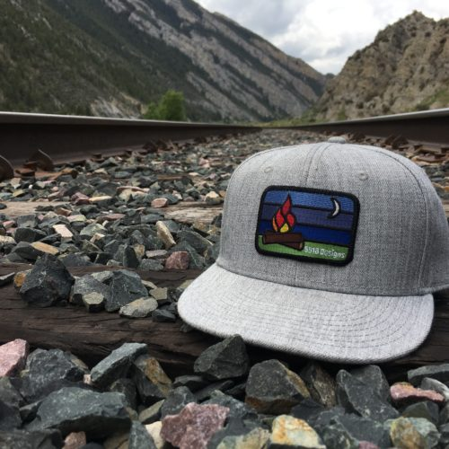 SimplePlaces CampFire Factory Cap