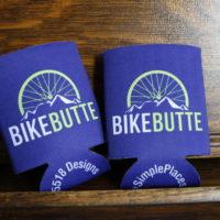 Bike Butte Koozie