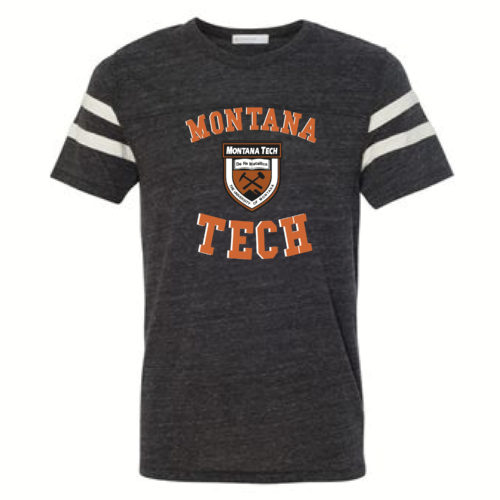 Montana Tech Shield Jersey Tee