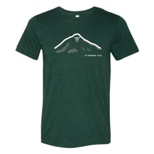 V Hill Shirt Mockup