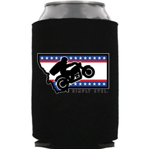 Evel Knievel Days Koozie