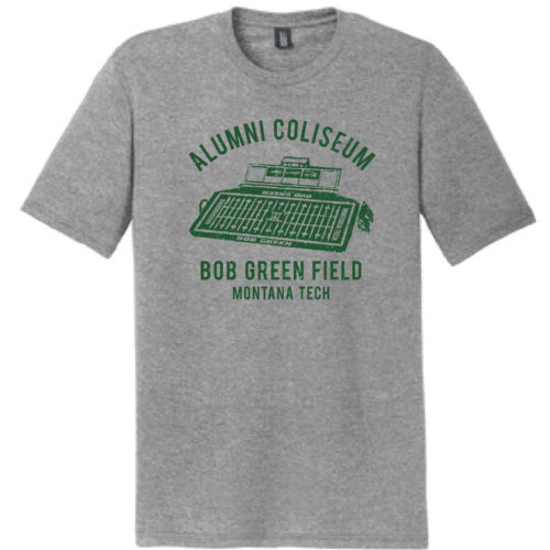 FB Field Tee Mockup gray